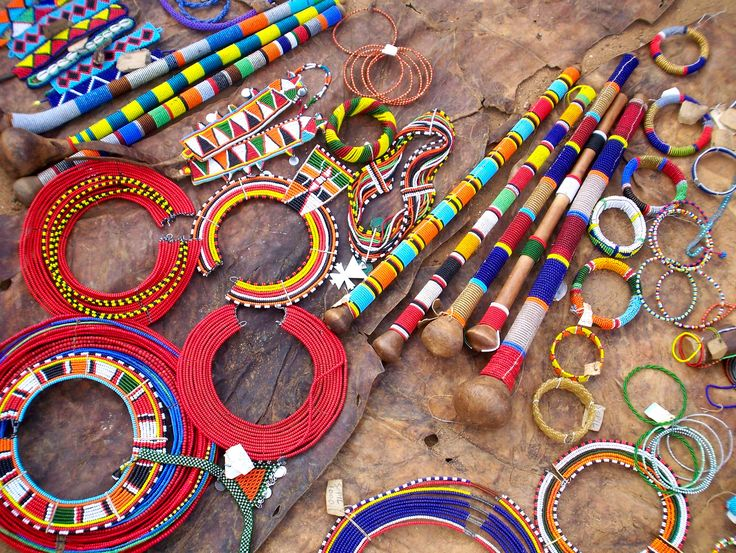 17 best images about african art on pinterest ethiopia for How to make african jewelry crafts