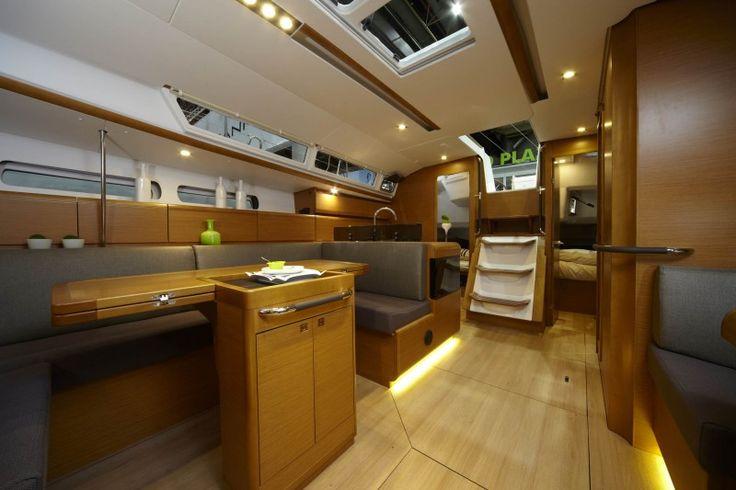 Photos Sailboat Interior Sun Odyssey 439