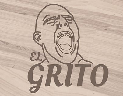 """Check out new work on my @Behance portfolio: """"El grito _ magazine"""" http://be.net/gallery/34019772/El-grito-_-magazine"""