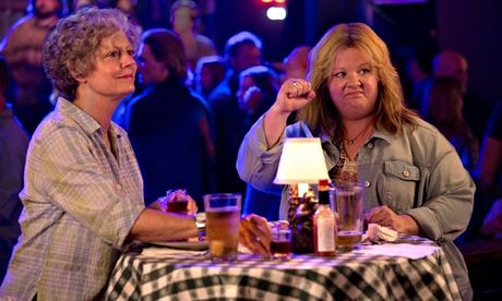 Tammy review - Melissa McCarthy and Susan Sarandon play gran theft auto - THE GUARDIAN #Tammy, #Movies