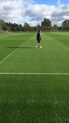Join us LIVE for training at London Colney ahead of the Ludogorets game
