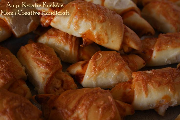 Sörkifli- recept #beer #croissant :) with #recipe