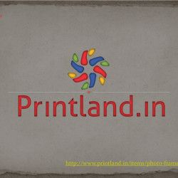 Buy personalized and custom picture photo printing frames online in India at reasonable prices from PrintLand.in. We have designer anniversary photo f