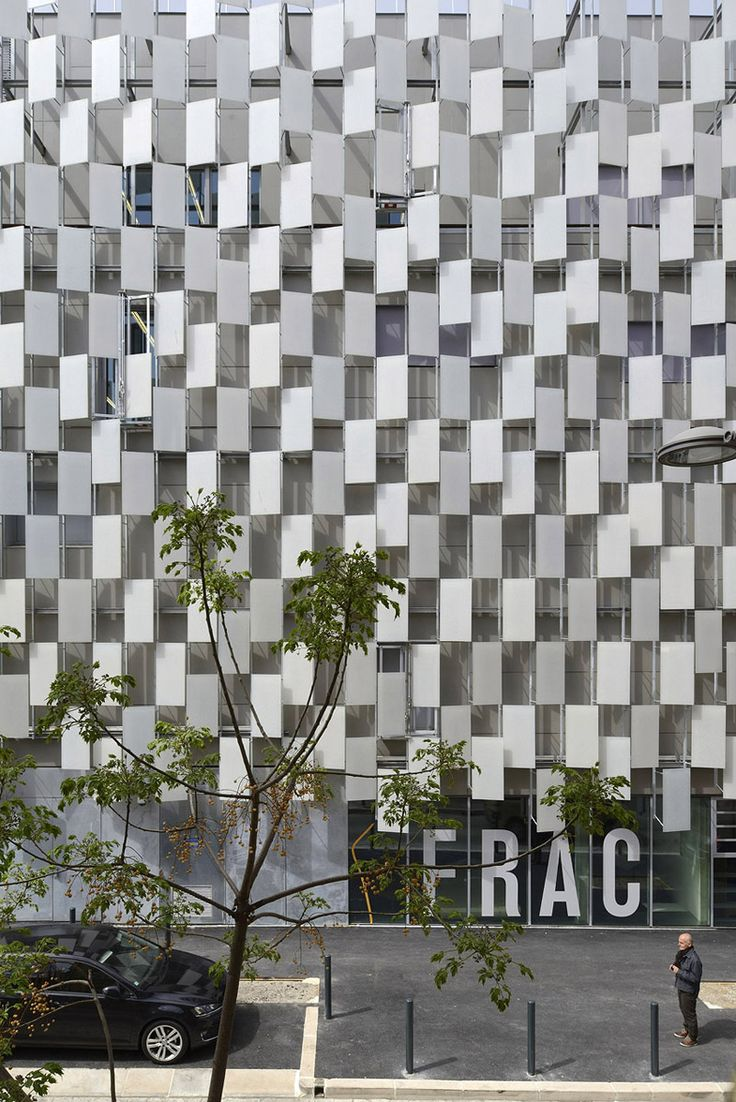 FRAC Marseille | kengo kuma and associates