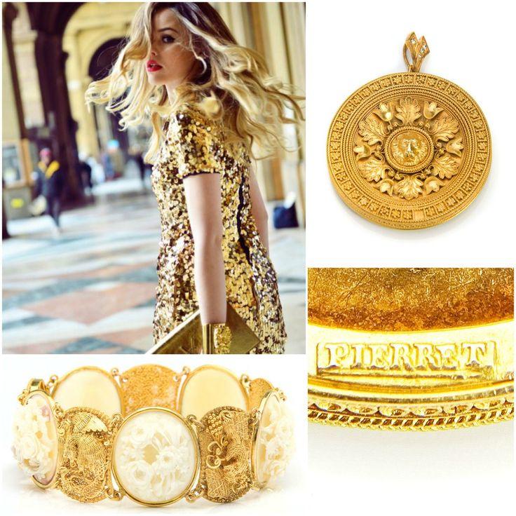 DESA Biżuteria oferta poaukcyjna #DESA #jewelry #gold #auction #vogue #women #elegant