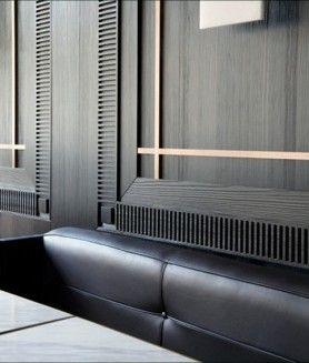 BeefBar, stylish restaurant in Monaco by Humbert & Poyet architects _