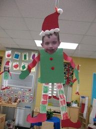 A Tale of 2 First Grades: Elf Yourself Measurement Activity Freebie