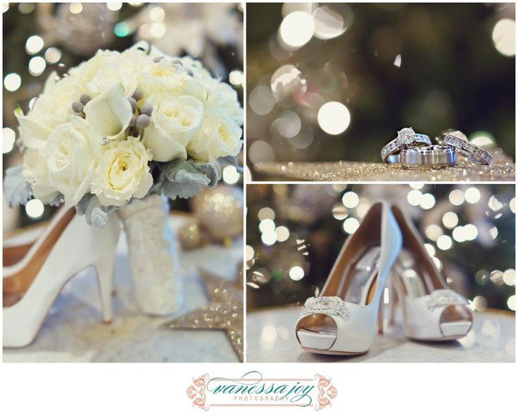 Winter Wedding, Wedding Flowers   NJ Wedding   The Park Savoy Weddings