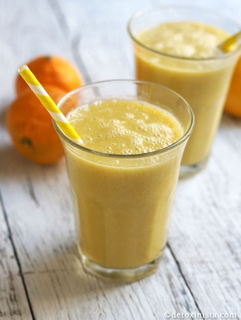 Healthy Orange Julius Shake « Detoxinista