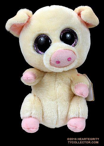 5b3aa665098 Piggley - pig - Ty Beanie Boos