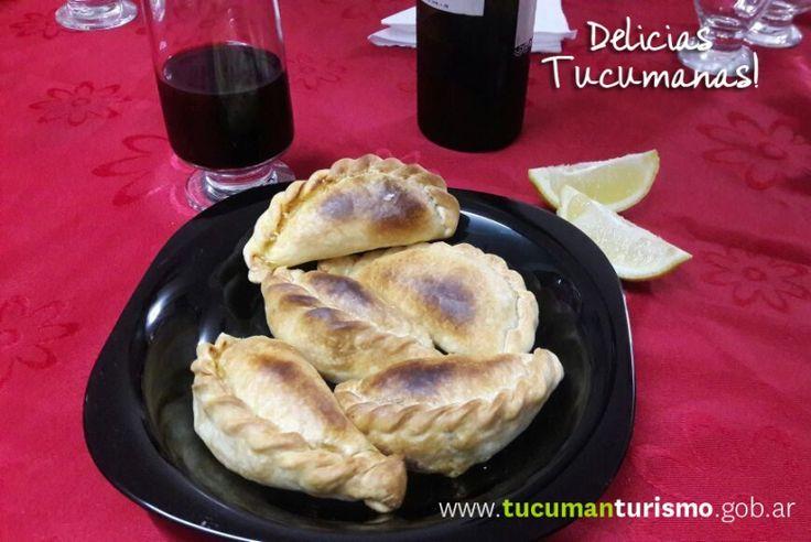 Sabías que… las tradicionales empanadas tucumanas tienen 13 repulgues? #TucumánTuDestino