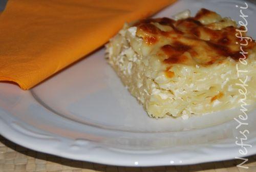 Fırında Soslu Makarna Tarifi - Nefis Yemek Tarifleri