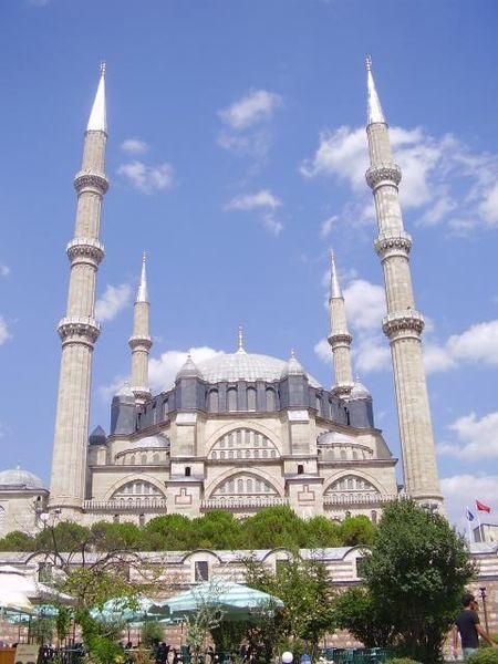 Salimiye Masjid, Edirne, Turkey