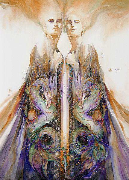**Gemini**~Creatix - Helena Nelson-Reed