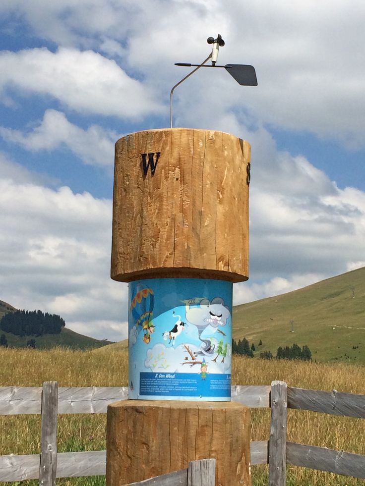 Winderlebnisposten auf der Riggisalp, FR