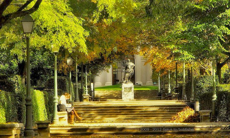 17 best images about hidden madrid on pinterest dibujo for Jardin botanico madrid metro