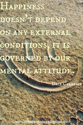 So Much Happy: Dale Carnegie