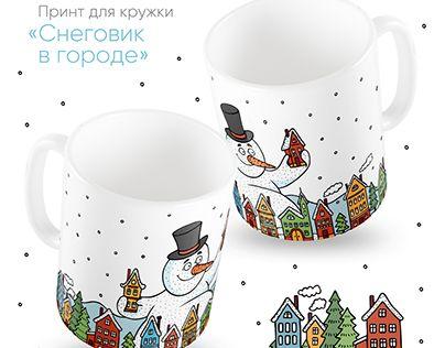 "Check out new work on my @Behance portfolio: ""Принты для коллекции зимних кружек"" http://be.net/gallery/50597111/printy-dlja-kollekcii-zimnih-kruzhek"