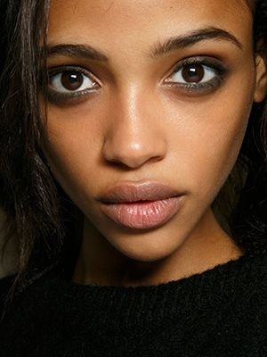 Let's face it: The no-makeup look was beautiful under the runway lights on those already-flawless models, and it's a lovely idea to swap in moisturizer in place of foundation. But pretending you're not wearing any makeup is tough, especially...