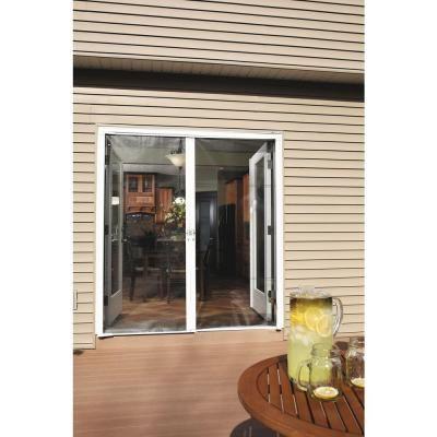 ODL Brisa Sandstone Tall Double Screen Door Pack - BRDDTAE - The Home Depot