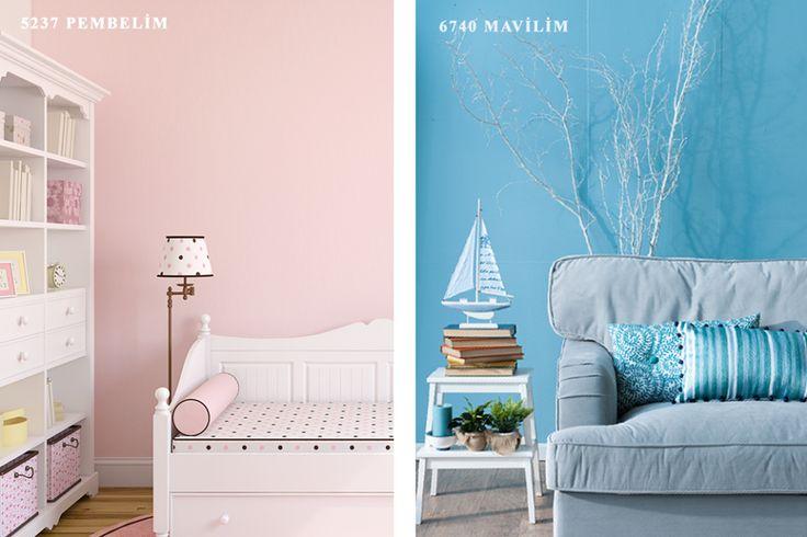2016'ın Renkleri Ünlü Boya ile Evlerinize Geliyor!  Uluslararası renk otoritesi Pantone, 2016 yılının 'renklerini' seçti. Huzur, sakinlik ve dinginlik içeren 2016 yılının renkleri pembe ve mavi, Ünlü Boya'da sizlerle buluşuyor...  www.unluboya.com.tr