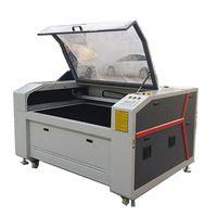 Made in China 1390 CO2 papier tissu MDF bois acrylique de découpe laser de gravure prix de la machine