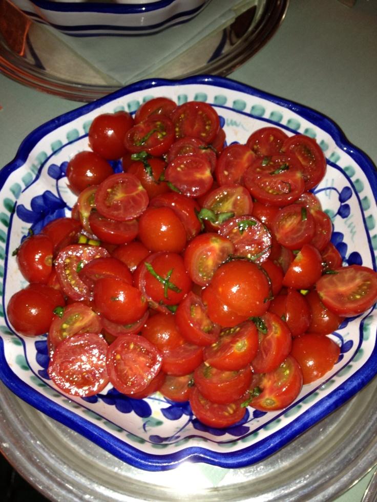 Tomato salad :)