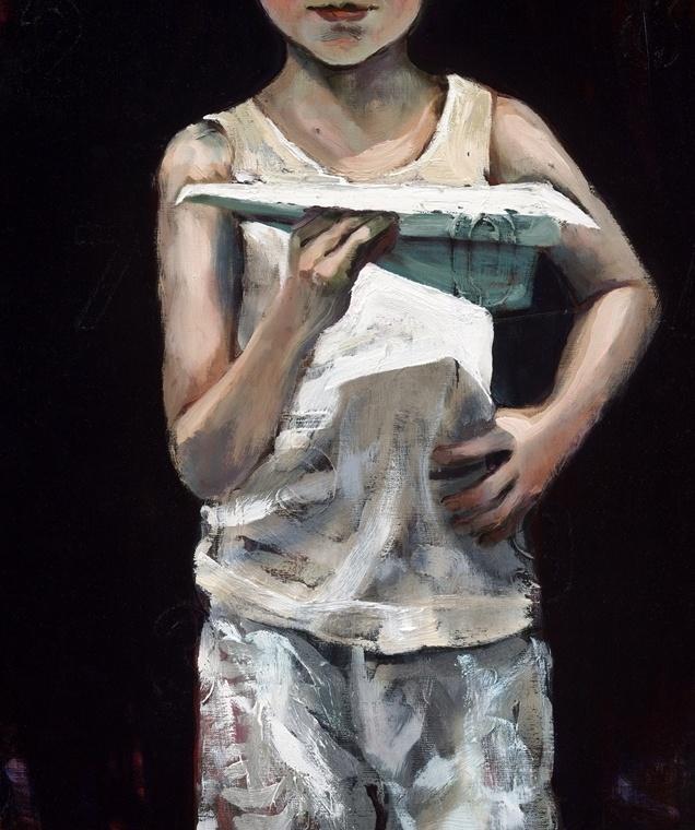 Somebody's Boy by Sophie Gralton