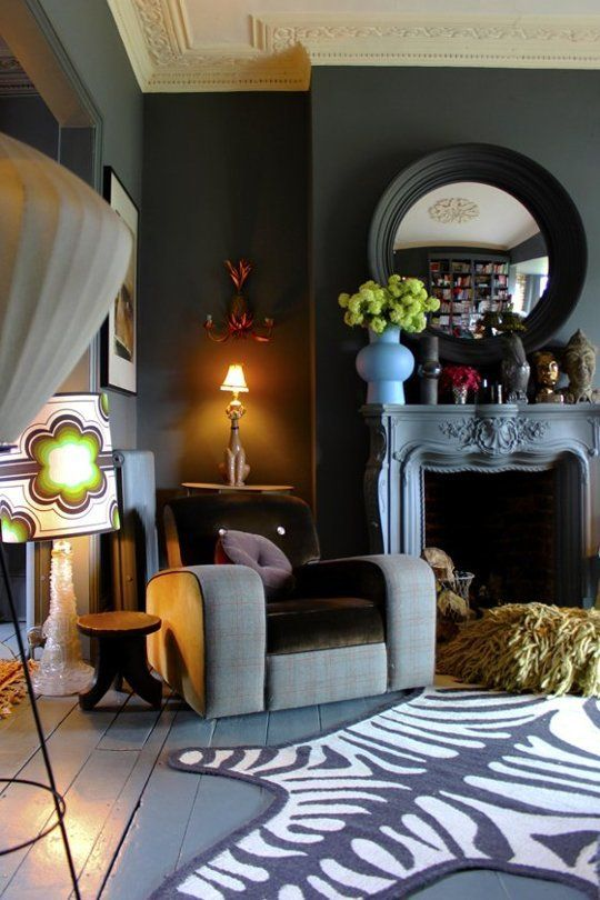 One House, 4 Ways: 8 Years of Abigail Ahern's Evolving Style | Apartment Therapy