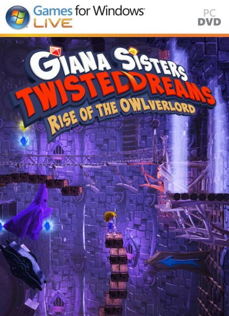 Giana Sisters Twisted Dreams Rise of the Owlverlord Télécharger + Crack – Games Noise