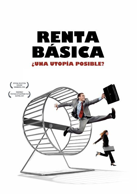"Renta básica (2017) ""Free Lunch Society: Komm Komm Grundeinkommen"" de Christian Tod - tt6690458"