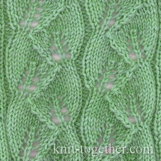 86 best images about Knit patterns on Pinterest