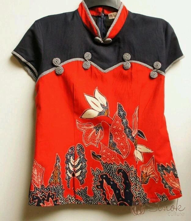 batik shanghai encim