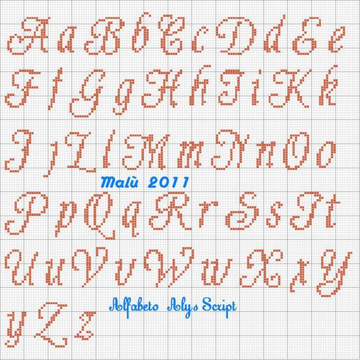 Cross Stitch Font Tattoo   www.pixshark.com - Images