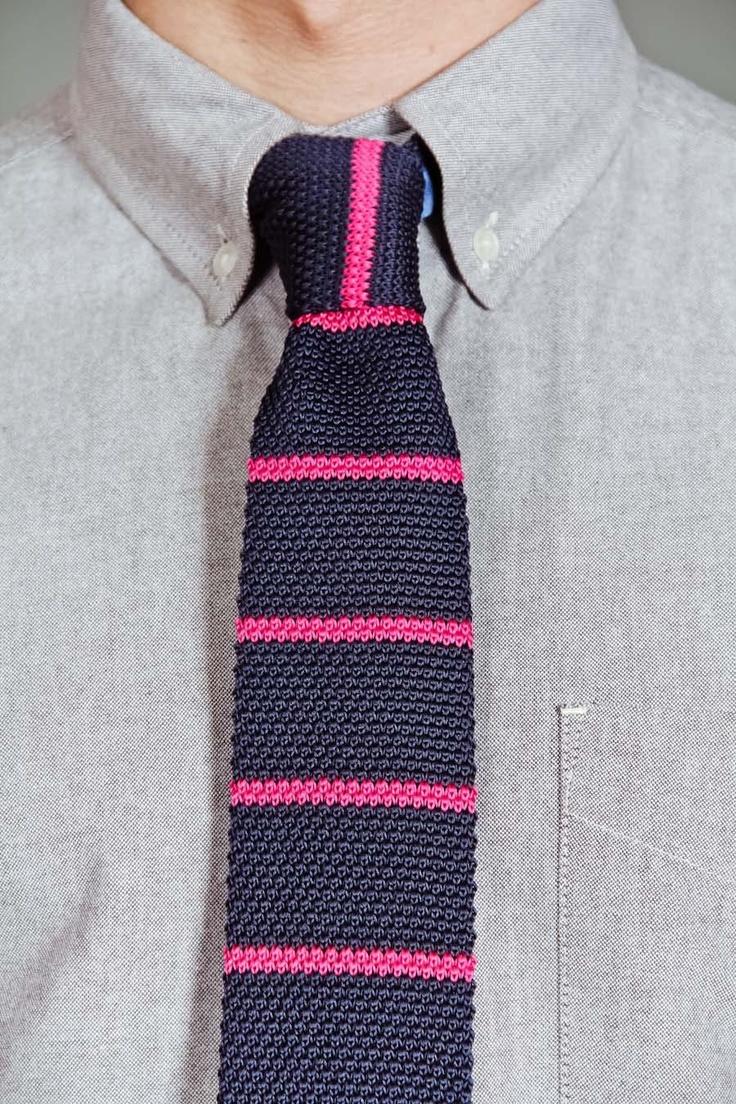 Skinny sock ties.    #fashion #sock #mens_fashion