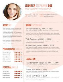 16 best CV images on Pinterest Resume ideas Cv ideas and Cv design