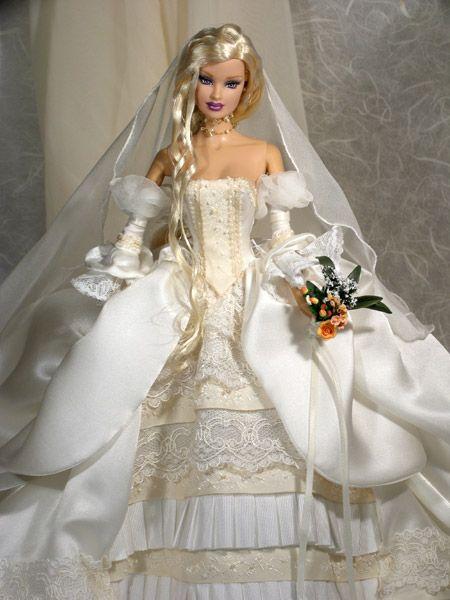 Jacqueline Bride Barbie