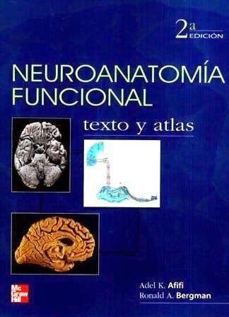 Afifi AK, Bergman RA. Neuroanatomía funcional: texto y atlas. 2a ed. México: Mc.Graw-Hill; 2011.