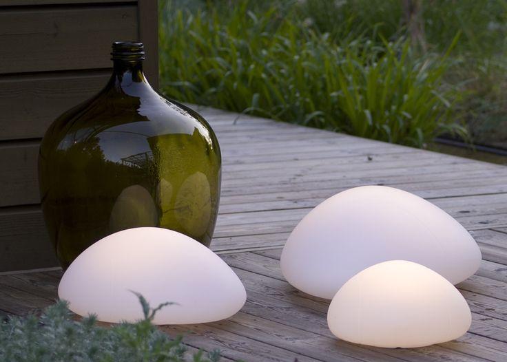 Mimo LED utomhuslampa från Calabaz hos ConfidentLiving.se