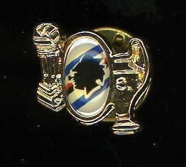 Distintivo a spilla 1992