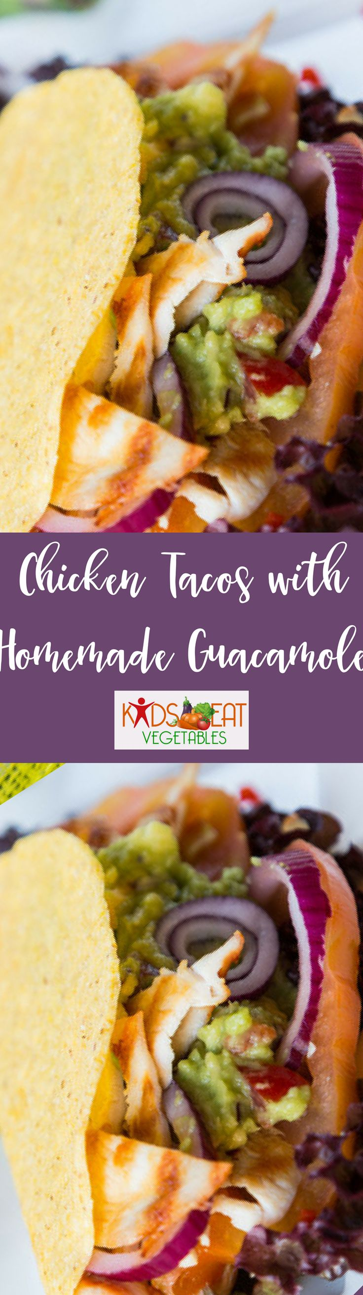 Chicken tacos are a healthy and kid friendly dinner that delivers a lot of flavor. A crispy taco shell is the perfect vessel for juicy chicken with a hint of spice. Adding some lettuce and toppings like onions just enhance the experience while the guacamole is the ideal finish. It is cool, creamy, has that vibrant green hue and the citrus adds some sweet acidity to the mix. On top of that, the guacamole brings the nutrition value. Avocados are packed with healthy fat, vitamins, and…