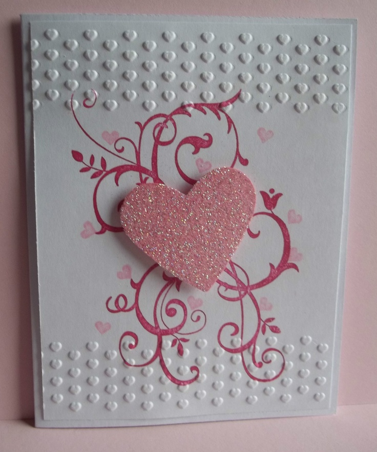 How To Make Handmade Greeting Cards For Anniversary Www