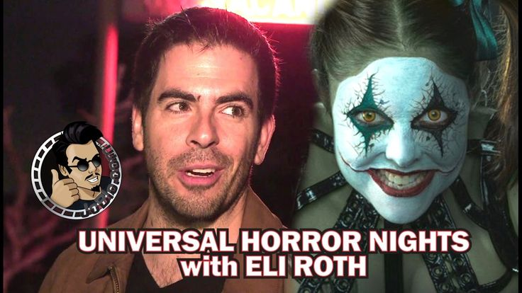 nice Watch Eli Roth takes us on a Universal Horror Nights 2016 Tour (Exclusive)