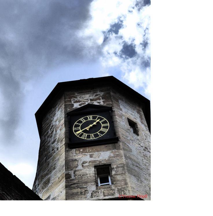 Turmuhr, Zeit