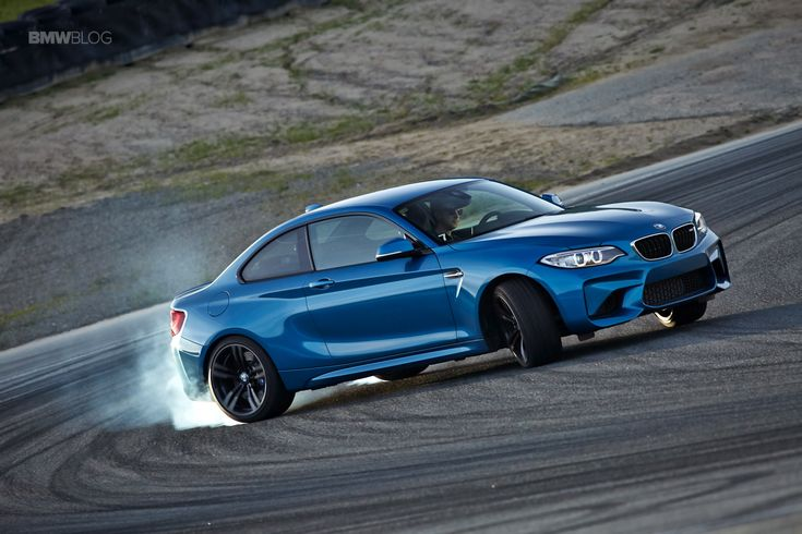 BMW says six-cylinder, rear-wheel drive cars the DNA of M brand, no four-cylinder engines - http://www.bmwblog.com/2016/03/01/bmw-says-six-cylinder-rear-wheel-drive-cars-dna-m-brand-no-four-cylinder-engines/