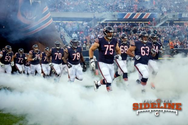 From the sideline: Bears-Jaguars