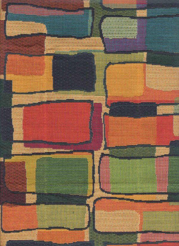 Heywood Wakefield fabrics - 1940s style http://decdesignecasa.blogspot