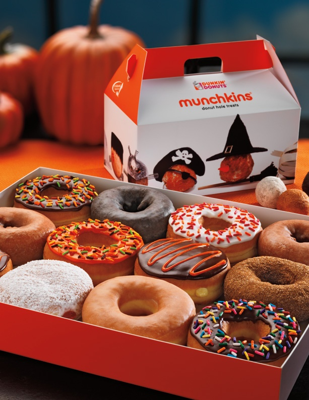 Don't forget to treat yourself this Halloween!