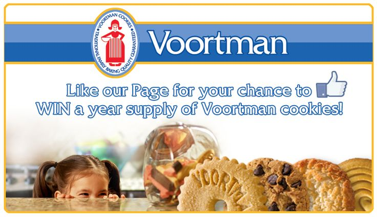 Enter our #sweepstakes on Facebook for a chance to win a year supply of #Voortman #cookies! Contest begins Feb. 12th 2014 a.pgtb.me/KZzq2h