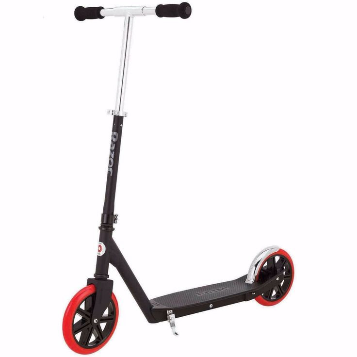 #Scooter #Kick #Kids #Pro #Outdoor #Wheels #Ride #Razor #Push #Wheel #Stunt #Gift #Black #New #RazorCarbon